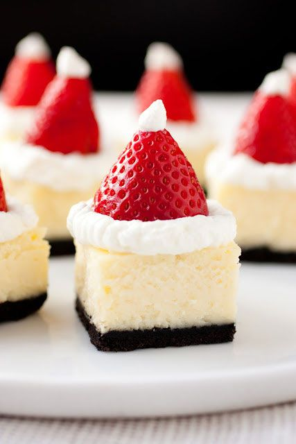 3 Christmas Themed Cheesecakes You Need To Make This Festive