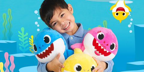 The big toy of 2018? Singing 'Baby Shark' toy sells out online