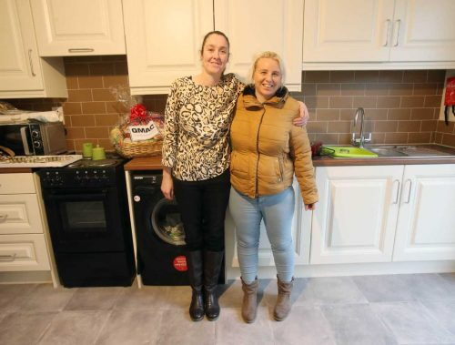 20 families got an early Christmas present as a social housing project launched in Wicklow