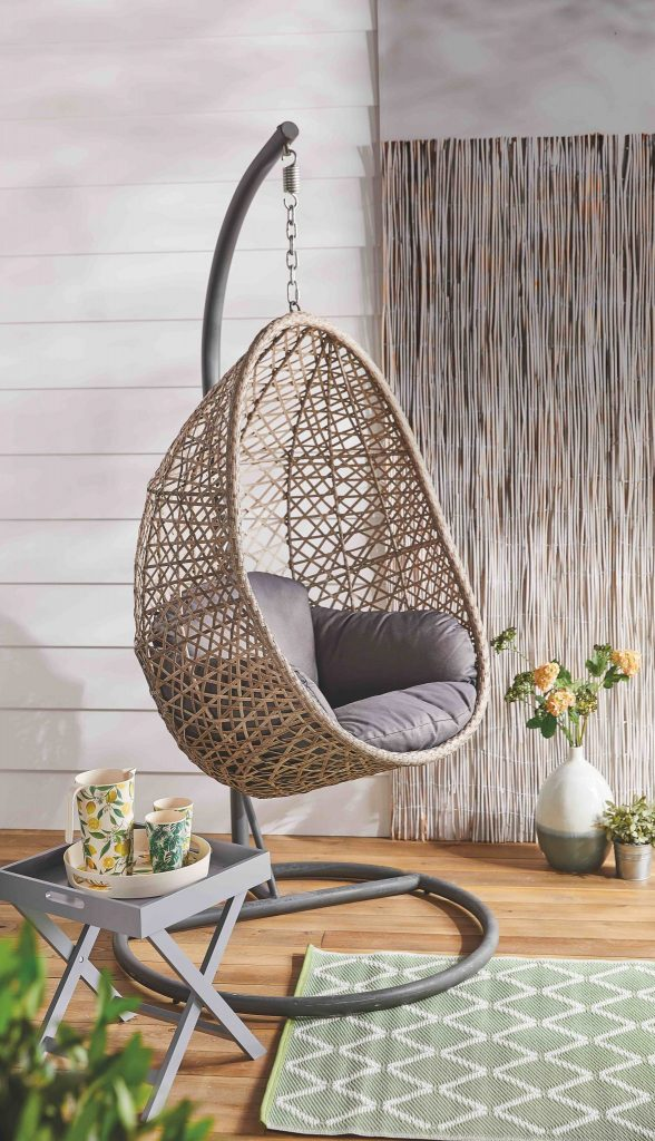 We Ll Take Twelve Swinging Egg Chairs Land In Aldi Next