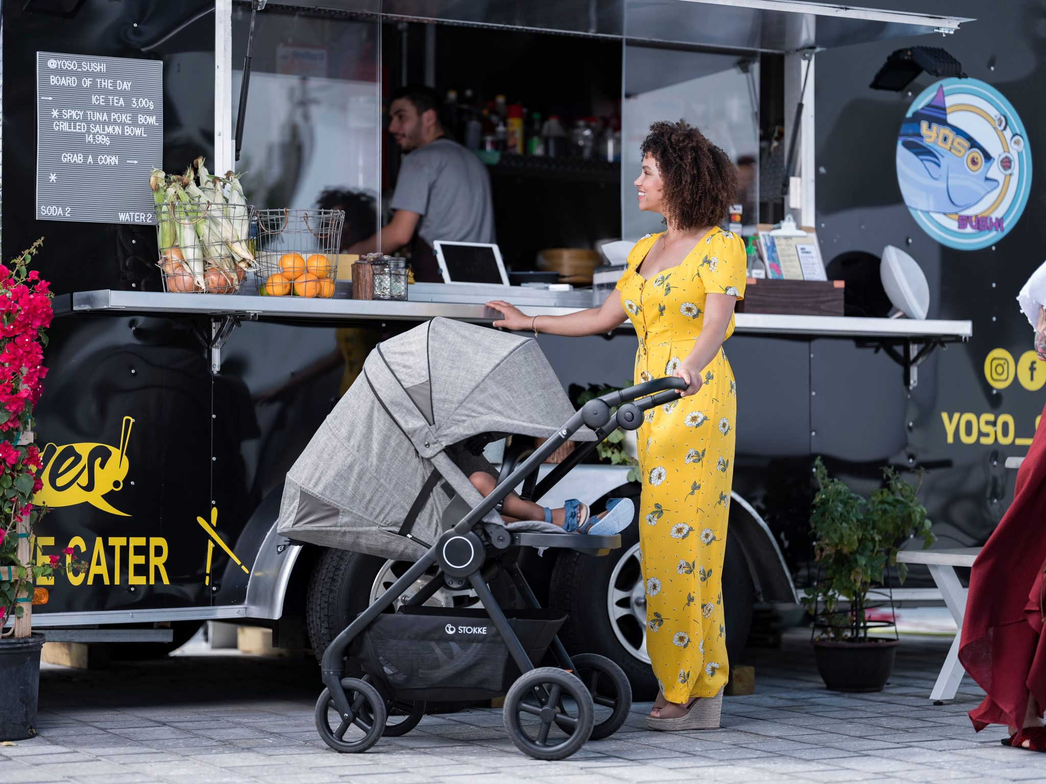Stokke Launches Stokke Beat A Brand New Stroller Perfect