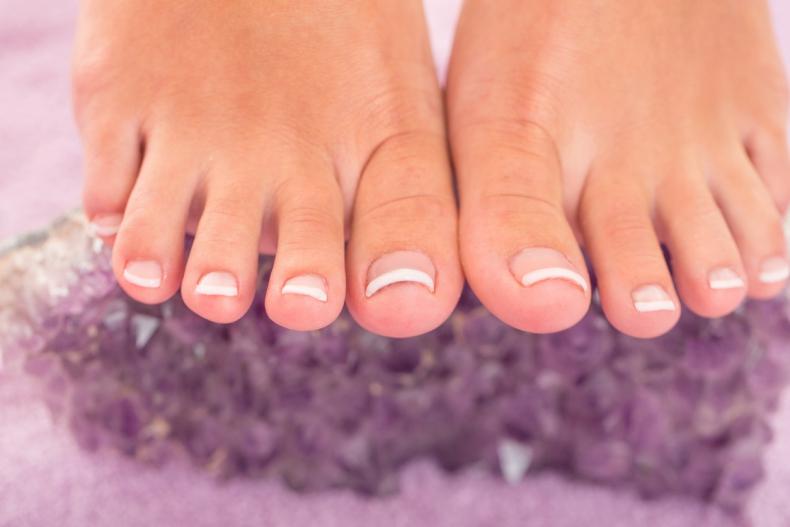 baby soft feet