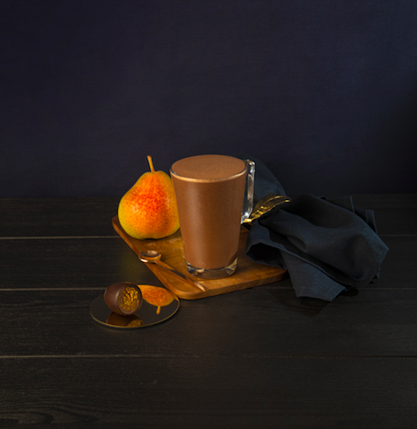 Butler's Pear Hot Chocolate