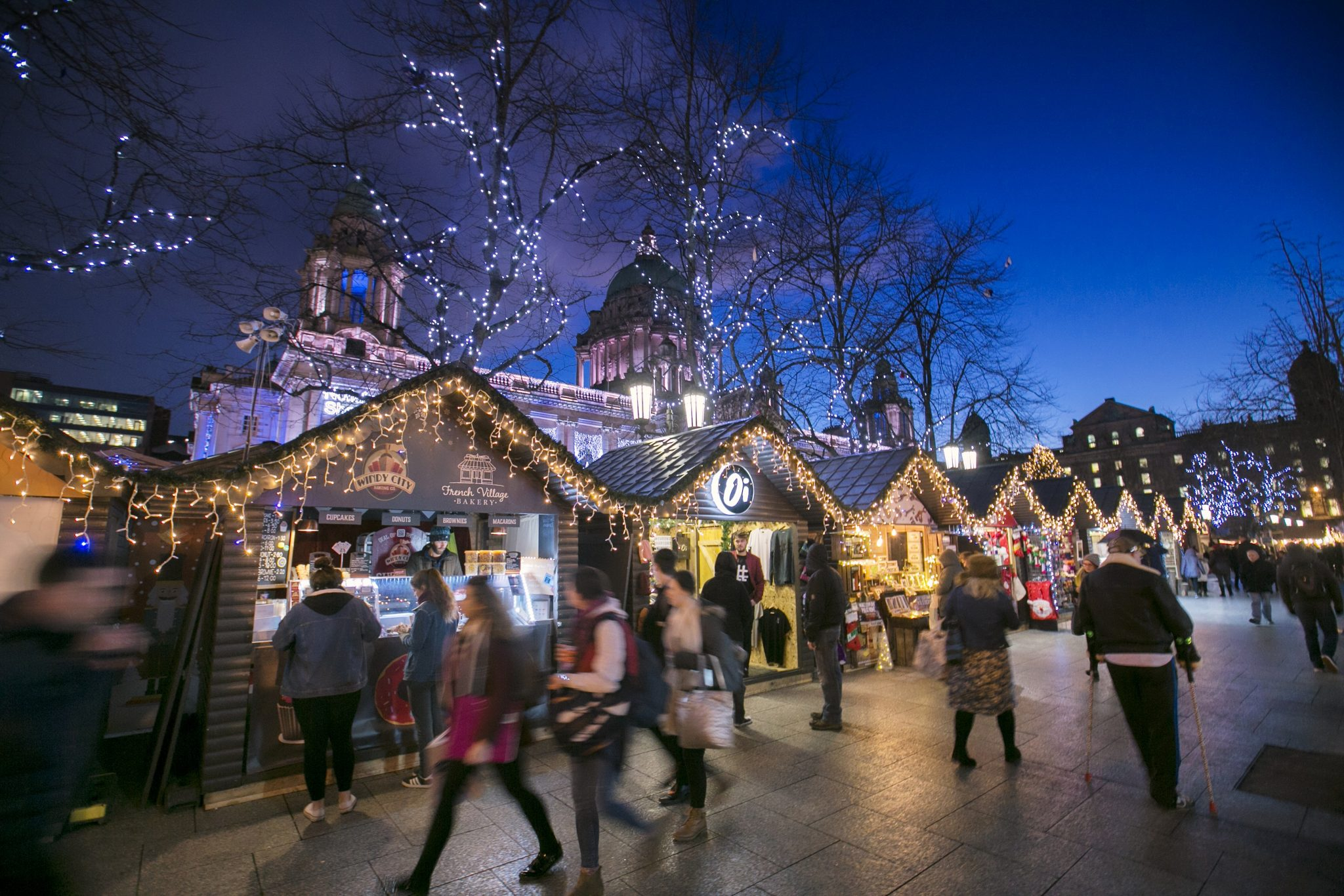 Time for a road trip - The Belfast Christmas Market ...