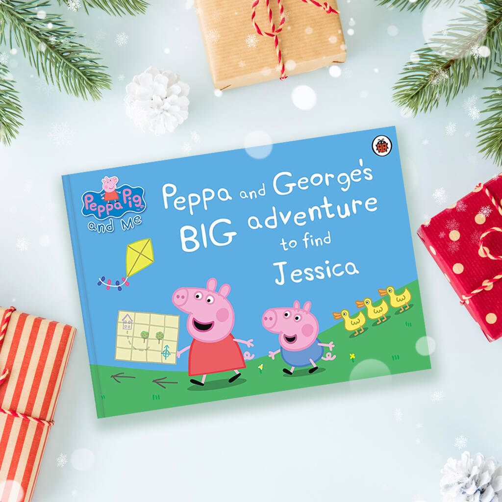 10 Adorable Personalised Christmas