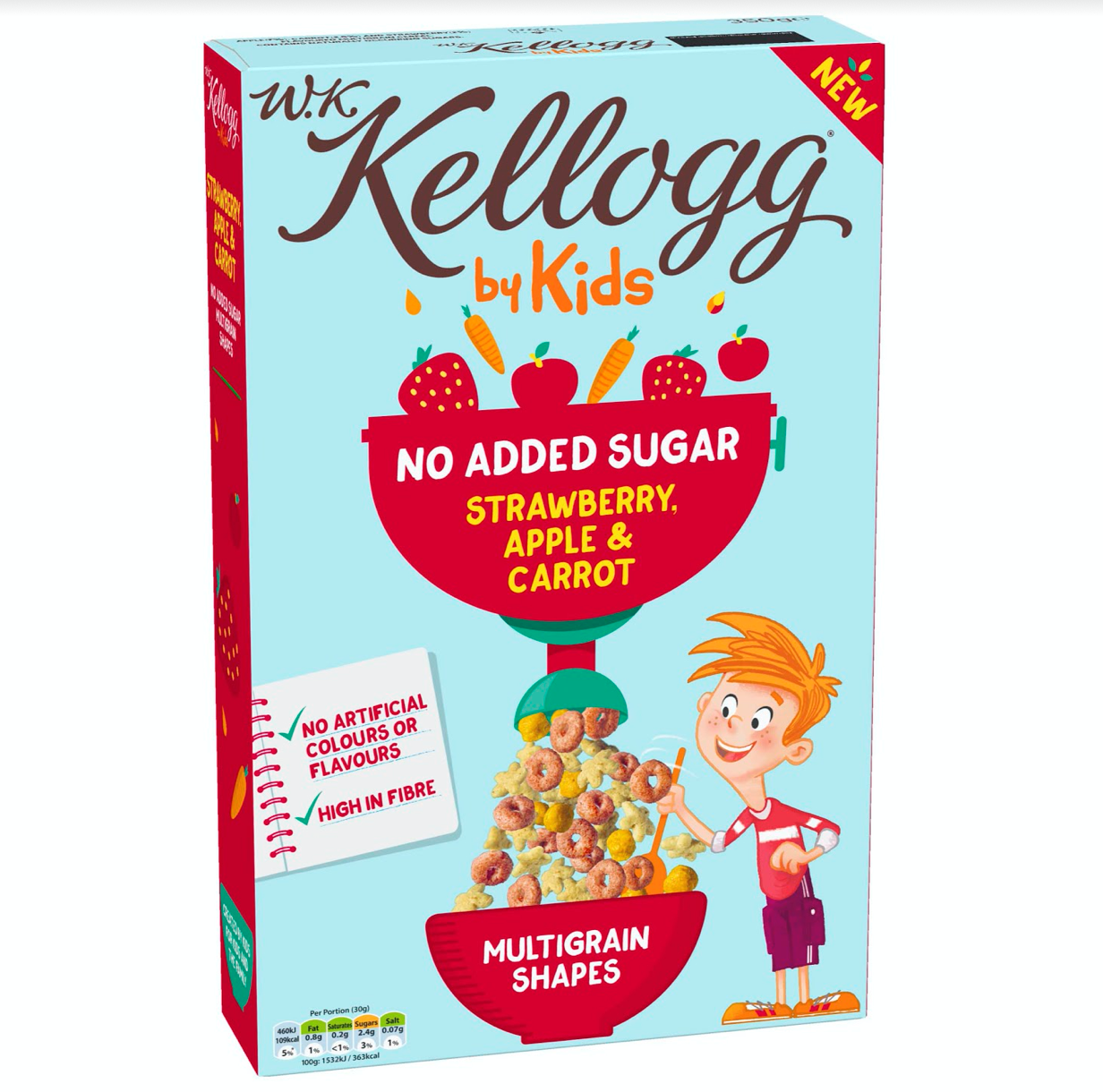 Kelloggs's Have Launched The First Breakfast Cereal
