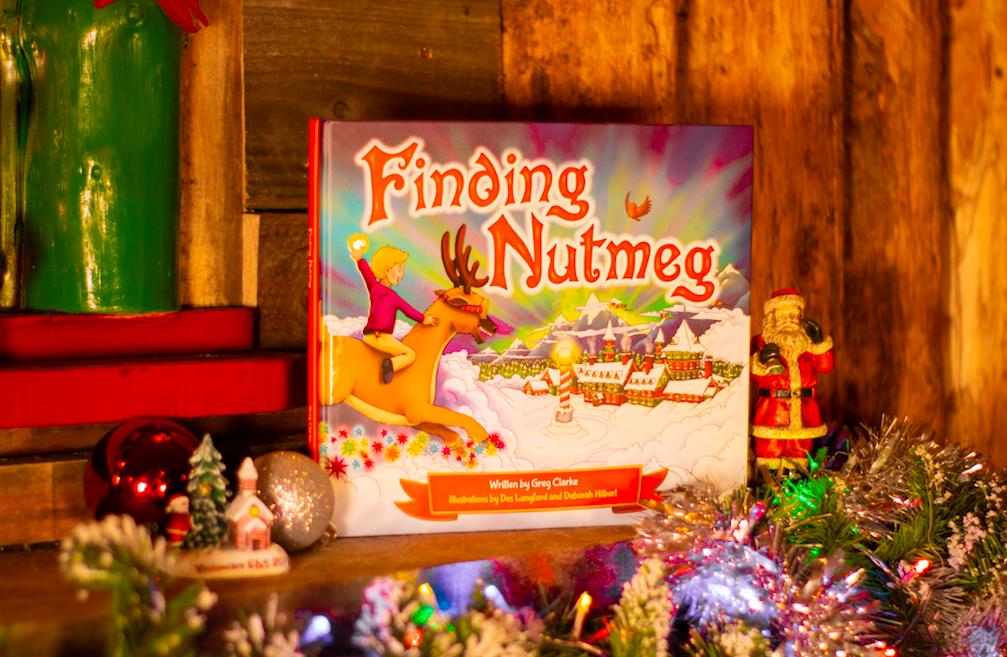 Finding Nutmeg book