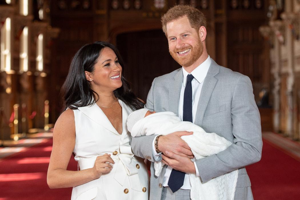 والدین پرنس هری